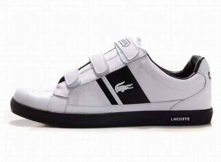 Lacoste Chaussure Promo Chaussures lacoste Basket basket Homme w6vqFC