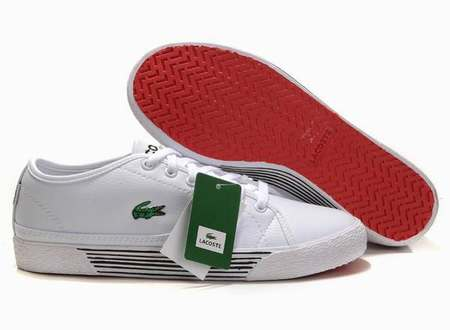 Lacoste chaussure Homme lacoste Intersport Chaussures Soldes 1TKJFc3l