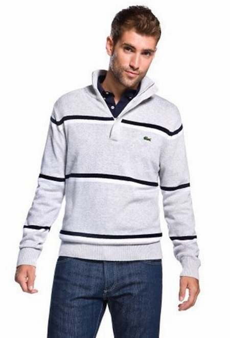 Homme Leopard Agneau pull Pull Col Lacoste 2014 V pull z6ZUTwq