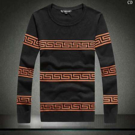 pull col v homme a prix discount,nouveau pull Versace,pull imitation ... df145cb806c
