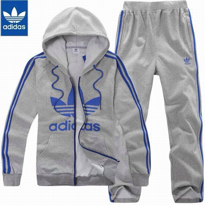 9541c888e257c pantalon survetement homme gris,survetement Adidas milan ac ...